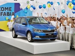 Nová Škoda Fabia - výroba zahájena, prodej v listopadu