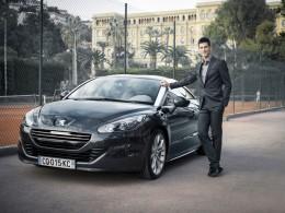 Novak Djokovič, nový velvyslanec značky Peugeot
