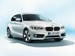 Nové BMW 116i již od 8 469 Kč měsíčně