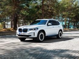 Elektromobil BMW iX3 objednáte od července s cenovkou od 1 859 000 Kč