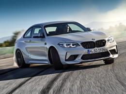 Nové BMW M2 Competition má výkon 410 koní