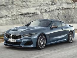Nové BMW řady 8 Coupé je krásné a luxusní