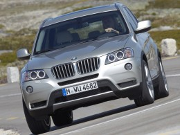 Nov� BMW X3 (F25) ofici�ln�!