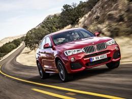 Nové BMW X4 a technické informace