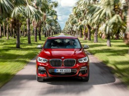 Nové BMW X4 je lehčí a nižší