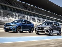 Nové BMW X5 a X6 v ostré verzi M je tady!