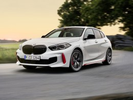 Nové jedničkové BMW 128ti vyplňuje mezeru v nabídce