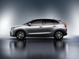 Nové Suzuki Baleno - první fotografie verze hatchback