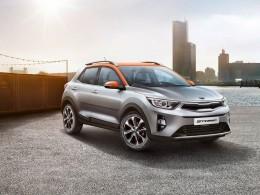Nový crossover Kia Stonic bude možné koupit již v říjnu