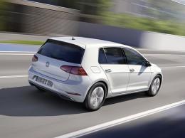 Nový Volkswagen e-Golf se chlubí dvojnásobným dojezdem a vyšším výkonem