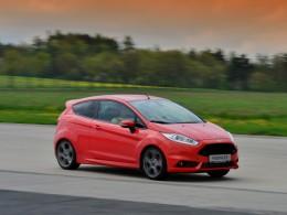 Nov� Ford Fiesta ST - j�zdn� dojmy z leti�t�