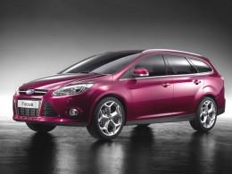 Nový Ford Focus Combi (Turnier): První foto