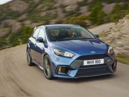 Nový Ford Focus RS bude mít výkon 350 koní