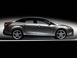 Nov� Ford Focus startuje na p�elomu 2010- 2011