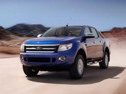 Nový Ford Ranger se pyšní silnějšími motory, větší přepravní kapacitou a luxusnější výbavou