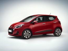 Nový Hyundai i10 bez klimatizace a rádia za 219 990 Kč