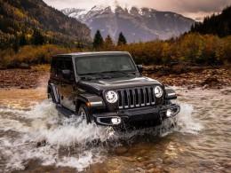 Nový Jeep Wrangler miluje terén i moderní vychytávky