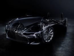 Nový Lexus LS se ukáže v Detroitu, máme jeho první skicu