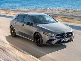 Nový Mercedes-Benz A je větší a inteligentnější