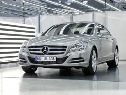 Nový Mercedes-Benz CLS (C218): čekejte i čtyřválec