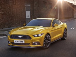 Nový Mustang zvládne sprint 0-100 km/h za méně než 5 sekund