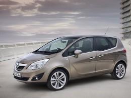 Nový Opel Meriva: První odhalení