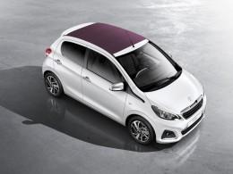 Nový Peugeot 108 v prodeji již v létě