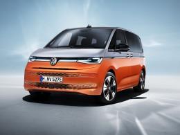 Nový Volkswagen Multivan je tady, nabídne plug-in hybrid
