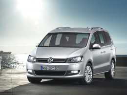 Nový Volkswagen Sharan: První foto a informace