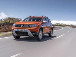 Omlazená Dacia Duster má české ceny a základ pořídíte do 300 tisíc korun