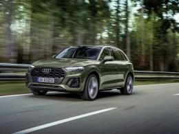 Omlazené Audi Q5 už jen jako hybrid. Vybrat si ale můžete vzhled zadních svítilen