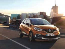 Omlazený Renault Captur mírně podražil a můžete ho mít ve výbavě Initiale Paris