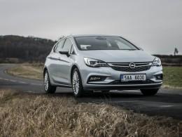 """Test: Opel Astra 1.6 CDTi – Kde jsi, """"lehkonožko""""?"""