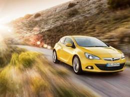 Opel Astra GTC v prodeji s bonusem až 79.000 Kč