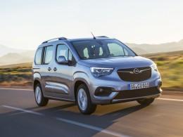 Opel Combo Life - Berlingo s bleskem ve znaku