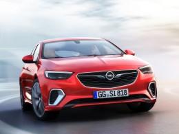 Opel Insignia GSi - nástupce OPC oficiálně