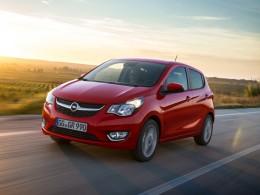 Opel KARL v prodeji v létě 2015