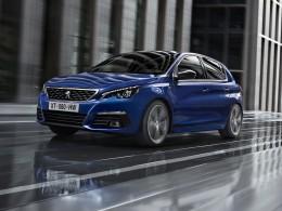 Peugeot 308 po faceliftu - máme nové fotografie a informace
