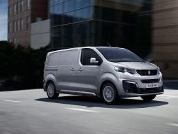 Elektrická dodávka Peugeot e-Expert ujede až 300 km