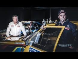 Peugeot se objeví na startu Rally Dakar 2015