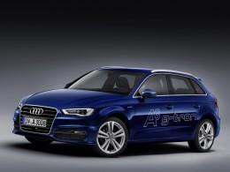 Plug-in hybrid Audi A3 Sportback e-tron za 989 900 Kč