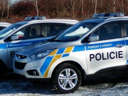 Policie ČR nakoupila Hyundai ix20 a ix35