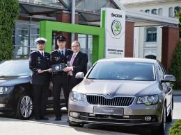 Policie ČR přikupuje další stíhací Superby
