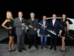 Porsche Česká republika slaví 25 let na trhu půlmiliontým zákazníkem