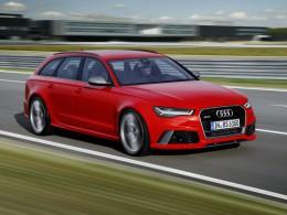 Předprodej Audi RS 6 Avant a RS 7 Sportback performance zahájen