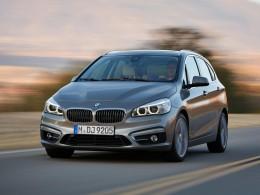 Přichází BMW 2 Active Tourer s pohonem předních kol
