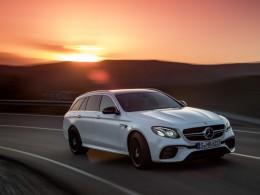 Přivítejme Mercedes-AMG E63 S Wagon, brutalitu v rodinném balení!