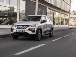 První elektromobil od Dacie se jmenuje Spring a ve Francii stojí 320000 Kč