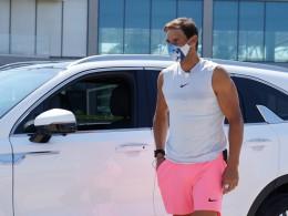 Rafael Nadal je stále věrný automobilce Kia