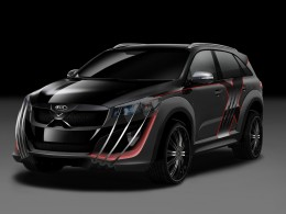 Rafael Nadal odhalí Kiu X-Car, Sorento ispirované seriálem X-Men